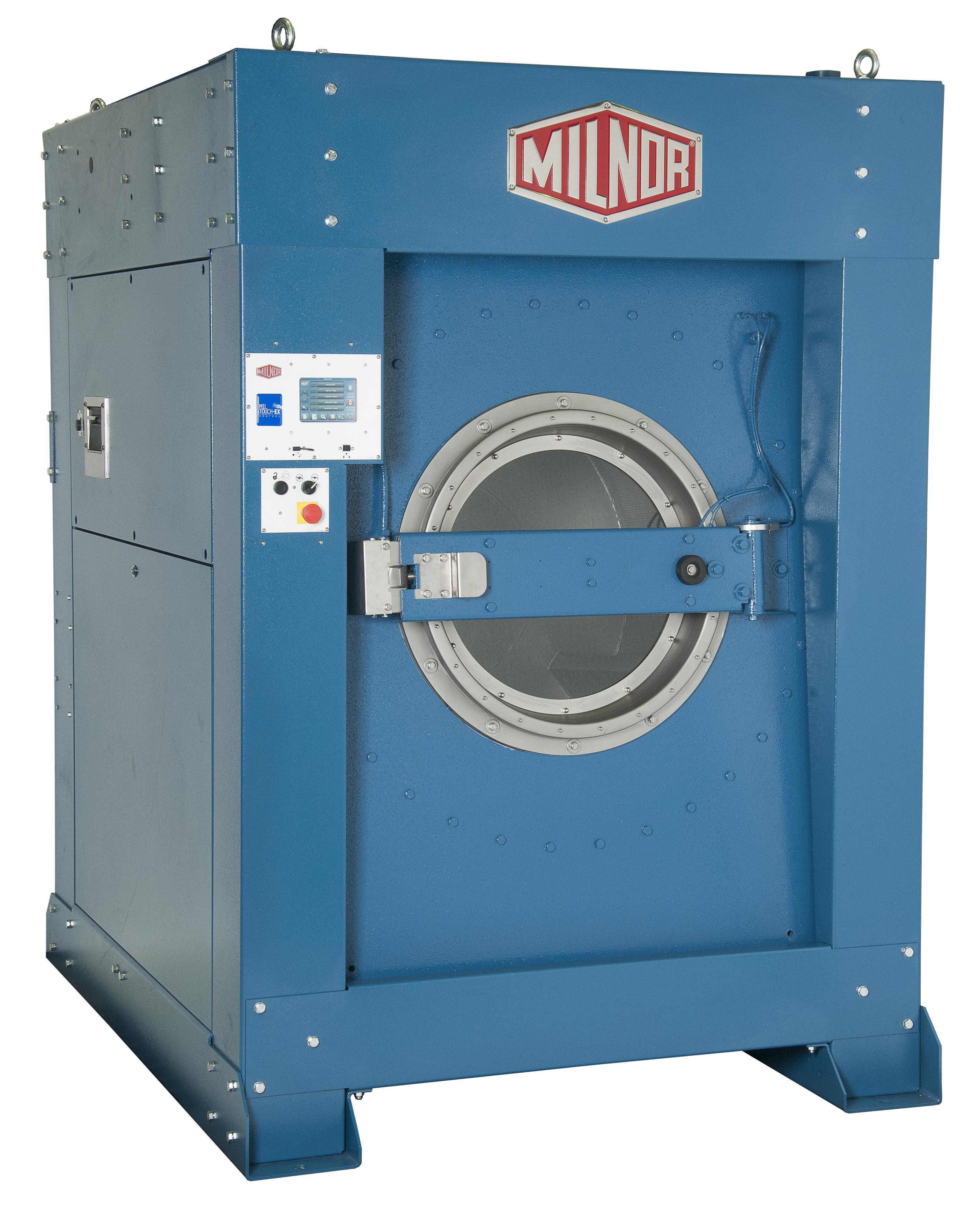 Milnor Washer Extractor ~ R pellerin milnor corporation
