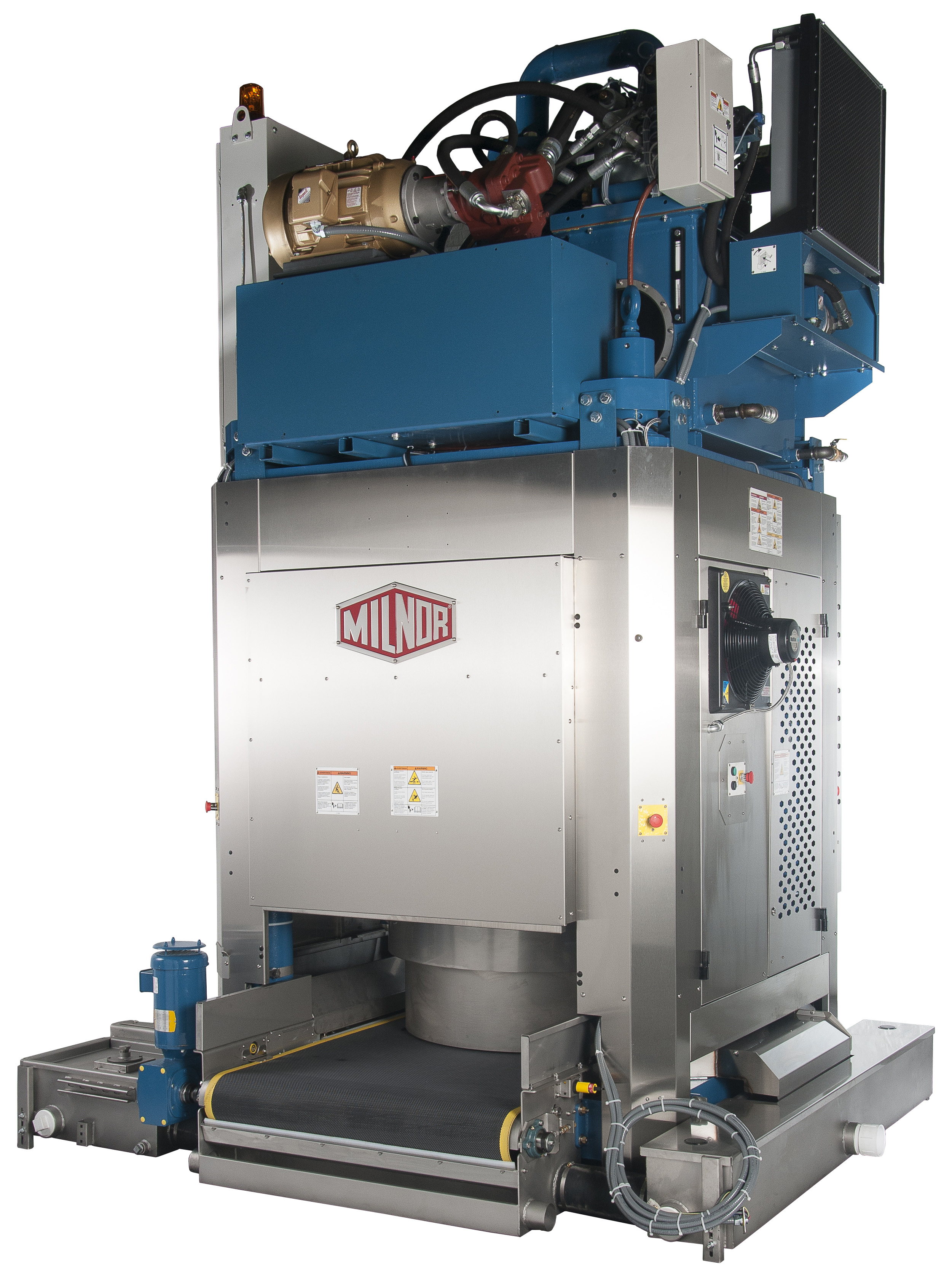 Milnor Washer Extractor ~ Mp pellerin milnor corporation