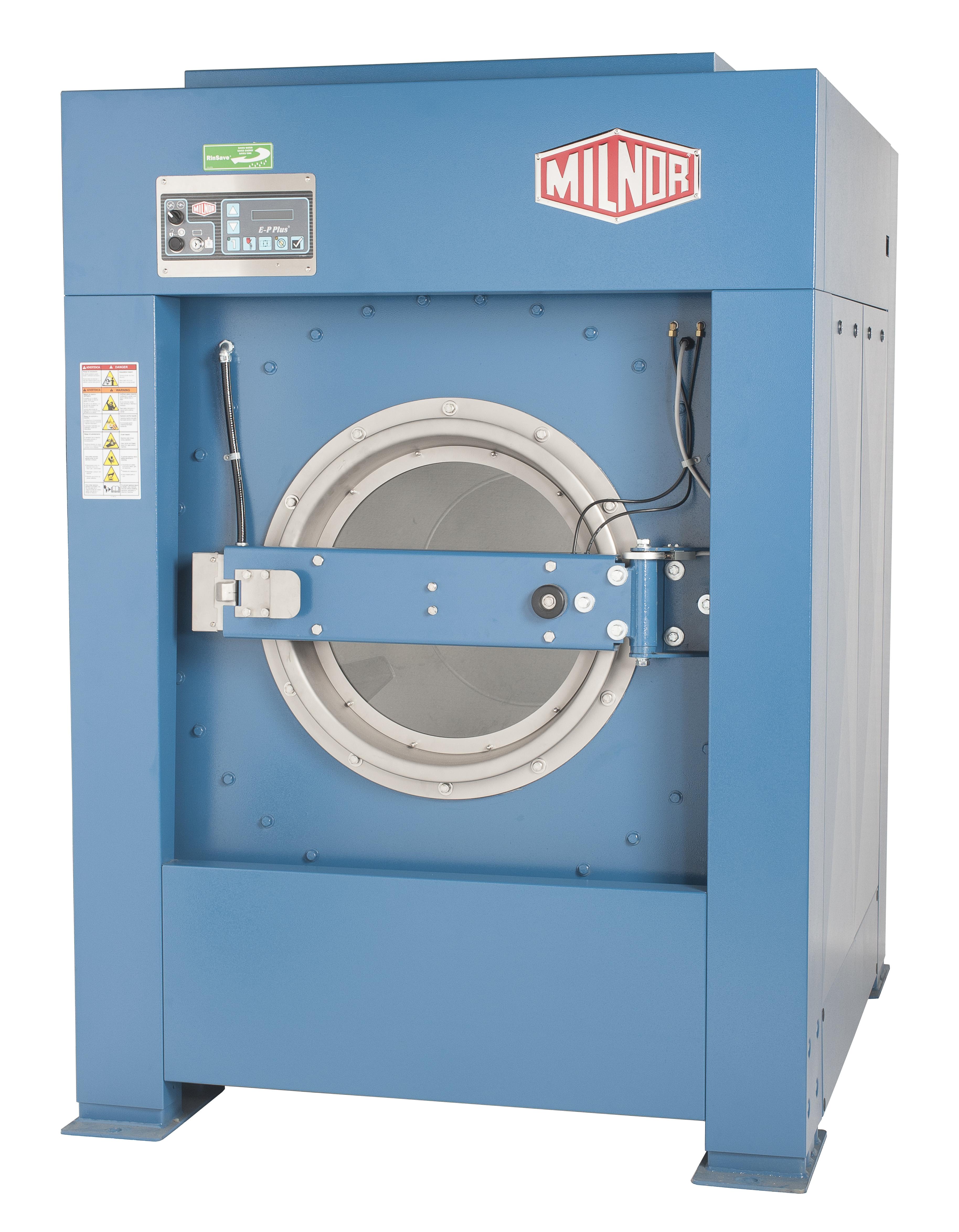 Milnor Washer Extractor ~ Mwf j pellerin milnor corporation