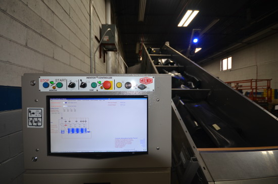 Mat Processing Dust Control Pellerin Milnor Corporation
