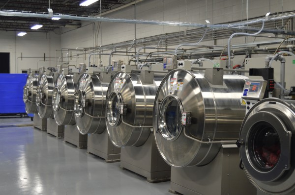 La Commercial Laundry Family Owned Business Grows With