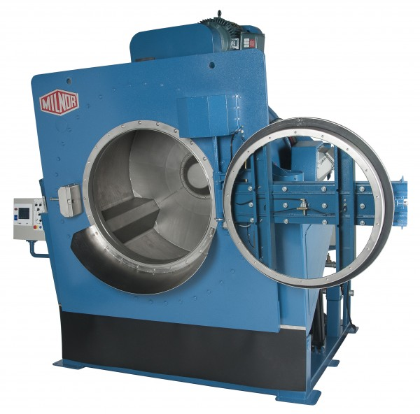 Milnor Washer Extractor ~ M series washer extractor brochure now available